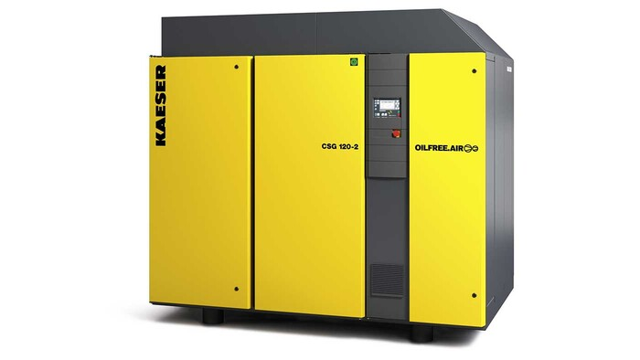 CSG-2 rotary screw compressor