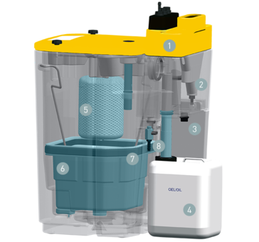 AQUAMAT condensate treatment system – Design