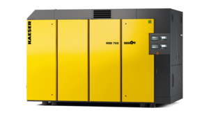 HSD 782 series rotary screw compressor