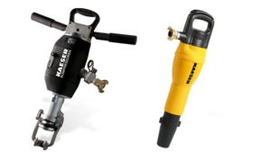 Compressed air tools and accessories