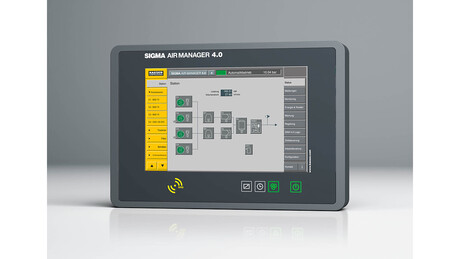 Sigma Air Manager 4.0 control element