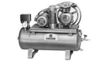 The first Kaeser compressor.